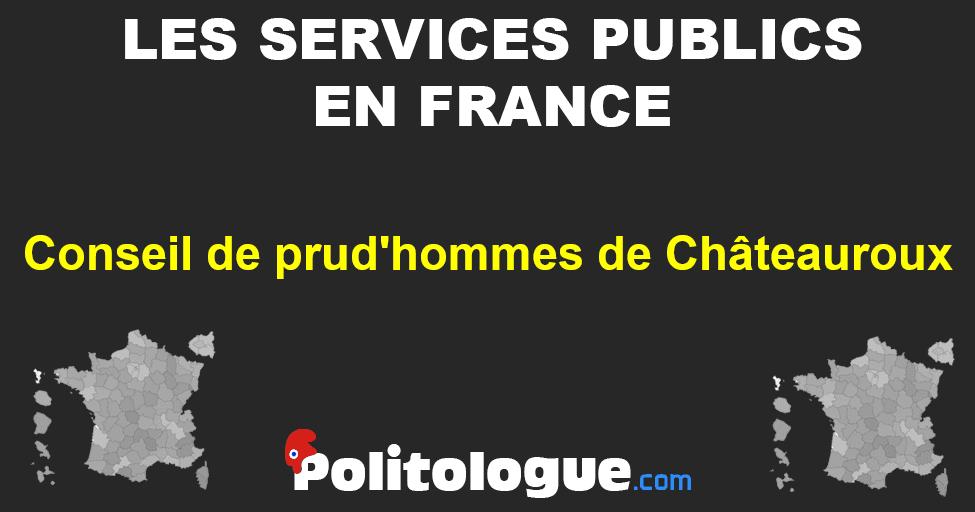 Conseil de prud'hommes de Châteauroux