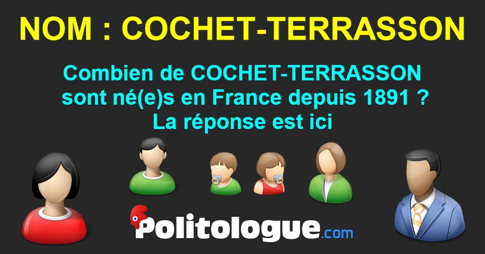 Nom De Famille Cochet Terrasson évolution Du Nom Cochet